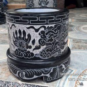 Bát hương đá xanh đẹp chất lượng tốt giá hợp lý thiết kế cao cấp