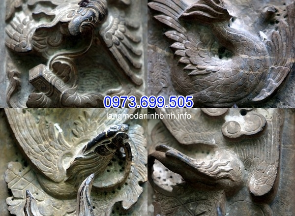 Cột đá rồng - dấu ấn kiến trúc cung đình xưa