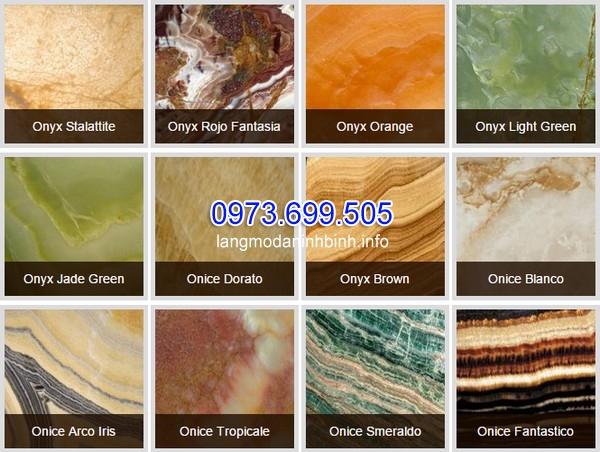 Lựa chọn màu sắc của đá ốp cột sao cho hợp với mệnh của gia chủ