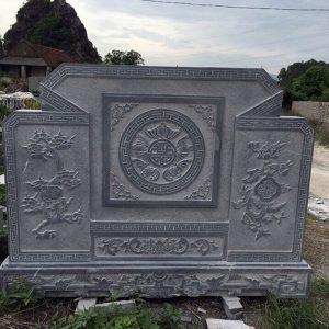 Cuốn thư đá chấn phong thủy đẹp nhất cho đình làng giá rẻ
