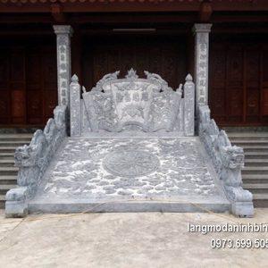Cuốn thư đá chấn phong thủy đẹp nhất cho nhà thờ chất lượng tốt giá tốt