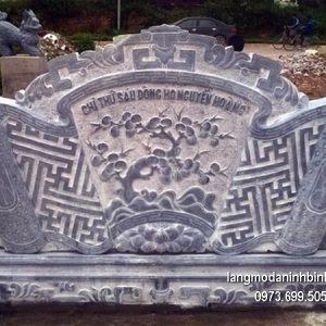 Mẫu cuốn thư đá chạm khắc tinh tế chất lượng tốt giá hợp lý