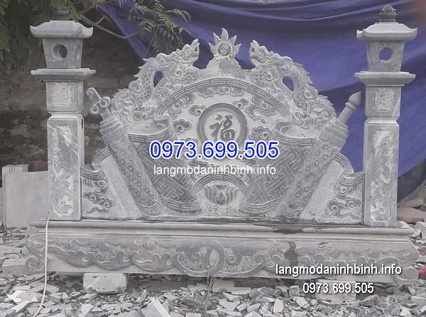 Mẫu cuốn thư đá chạm khắc tinh tế chất lượng tốt giá rẻ