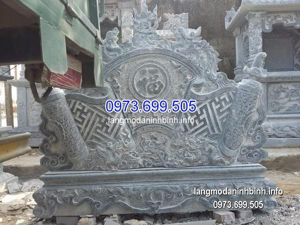 Mẫu cuốn thư đá chạm khắc tinh tế chất lượng cao giá rẻ
