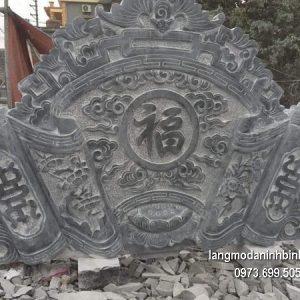 Mẫu cuốn thư đá chạm khắc đẹp chất lượng tốt giá tốt