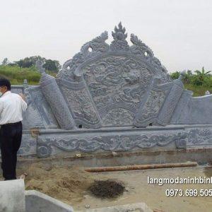 Mẫu cuốn thư đá chạm khắc đẹp chất lượng cao giá hợp lý