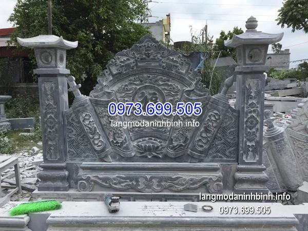 Mẫu cuốn thư đá chạm khắc đẹp chất lượng cao giá tốt