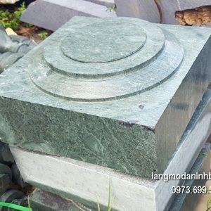 Chân tảng đá đẹp giá rẻ hoa văn tinh tế