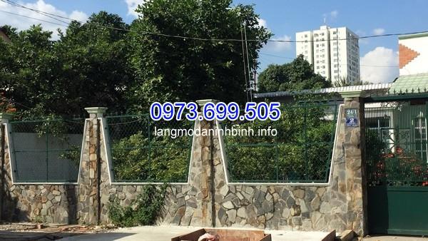Giá trụ đá hàng rào tốt nhất tại langmodaninhbinh.info