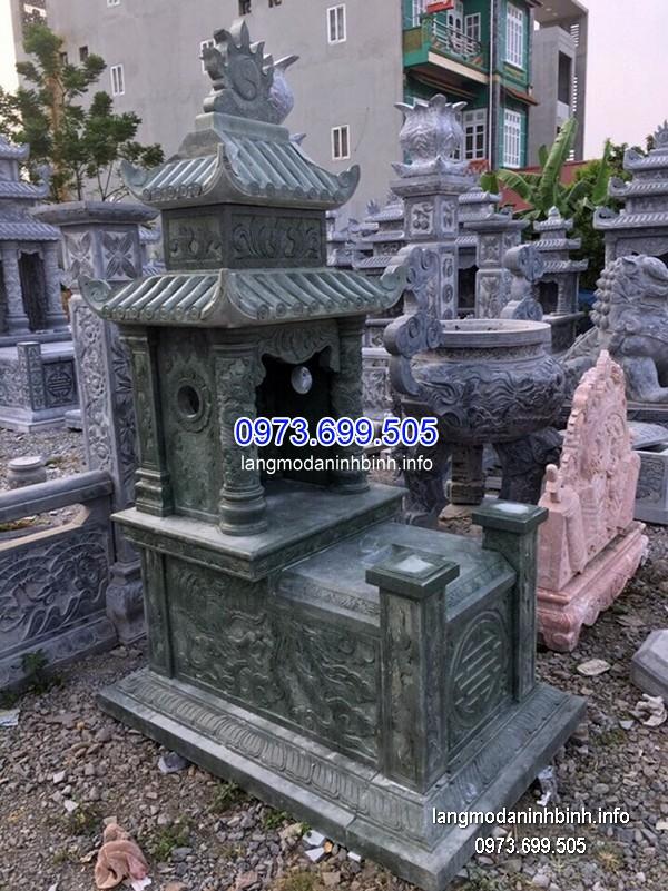 Mộ đá nguyên khối đẹp nhất chất lượng cao giá rẻ thiết kế hiện đại