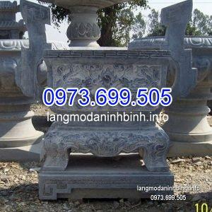 Lư hương đá đẹp chất lượng cao giá tốt thiết kế hiện đại
