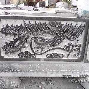 Lư hương đá đặt nhà chùa hoa văn tinh xảo chất lượng tốt giá rẻ