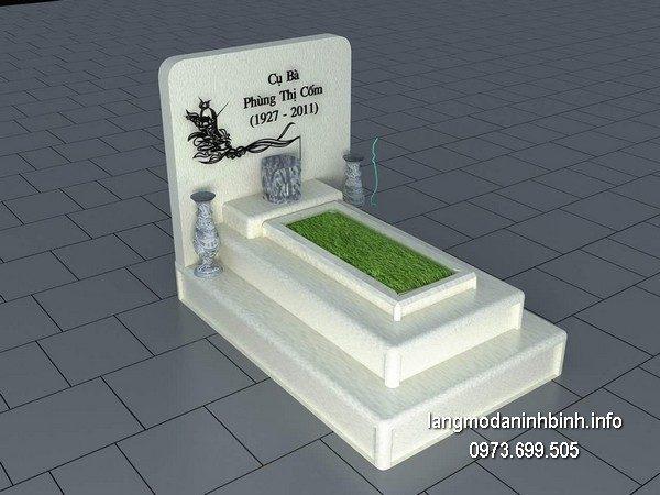 Mộ bành đá xanh khối đẹp nhất chất lượng tốt giá hợp lý thiết kế cao cấp