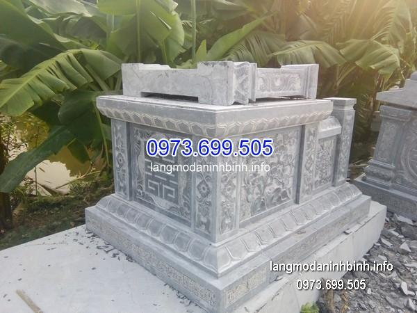 Mộ đá tự nhiên hoa văn đẹp chất lượng tốt giá tốt