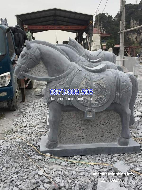 Ngựa đá đẹp nhất chất lượng tốt giá rẻ