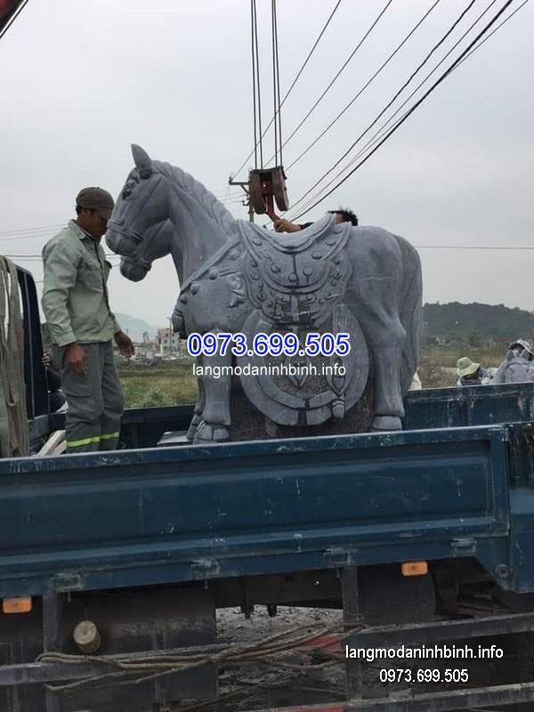 Ngựa đá đẹp chất lượng tốt giá rẻ