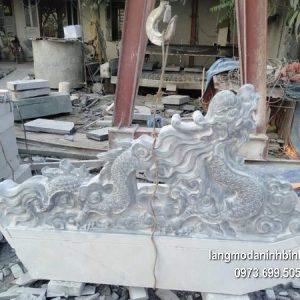 Rồng đá phong thủy đẹp chất lượng tốt giá hợp lý