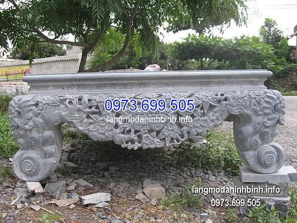 Sập đá khối đẹp nhất chất lượng cao giá tốt