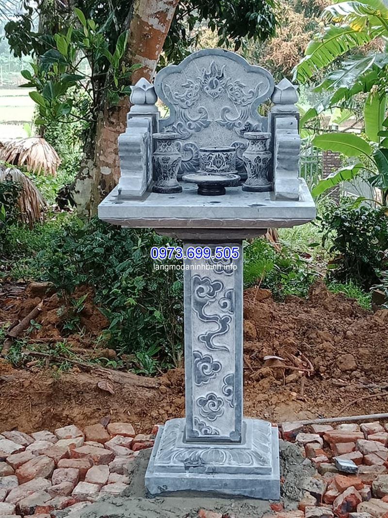 Ý nghĩa của cây hương đá không mái trong thờ cúng