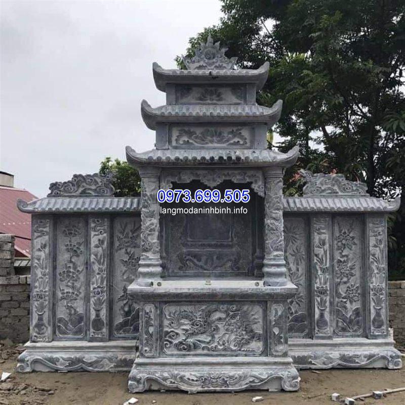 Báo giá lăng thờ chung chính xác nhất tại Ninh Bình