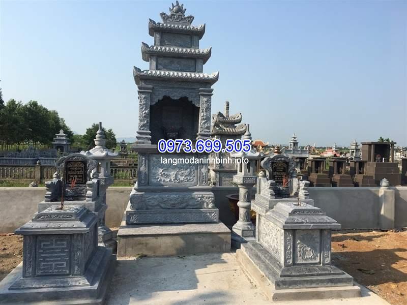 Báo giá lăng thờ đá chính xác nhất tại Ninh Vân Ninh Bình
