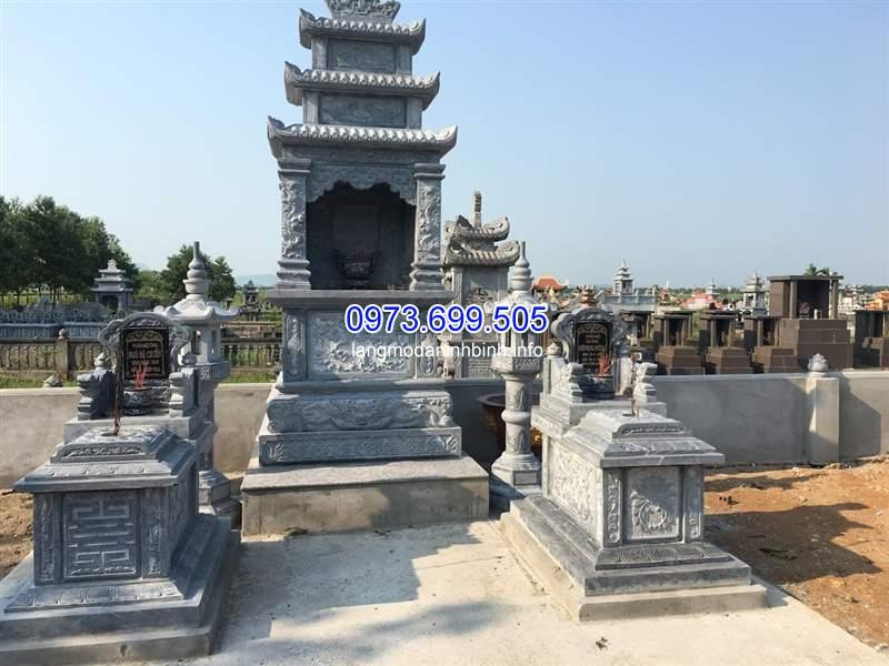 Lăng thờ đá đẹp thiết kế cao cấp uy tín chất lượng tại Ninh Bình