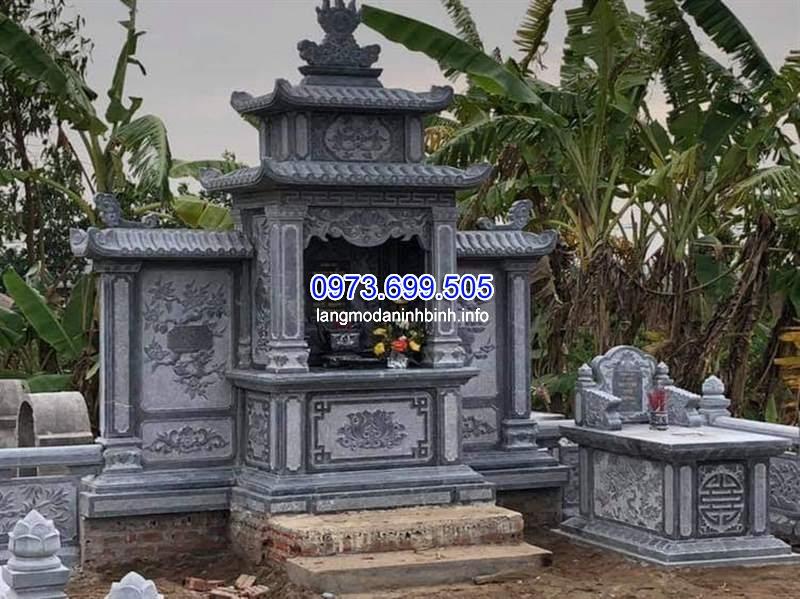 Xây lăng thờ bằng đá đẹp giá rẻ tại các tỉnh thành
