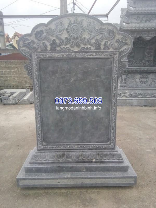 Bia mộ đá ngũ hành sơn đẹp