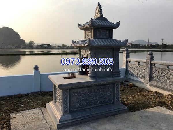 Tư vấn xây mộ đá granite ở Nghệ An giá rẻ