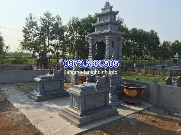 Xây mộ đá giúp bạn an tâm về nơi chôn cất của người đã khuất