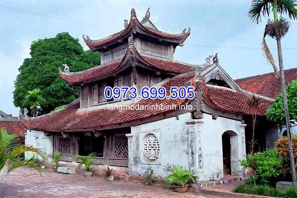 Chùa Dâu hay còn gọi là chùa Cả, Diên Ứng, Pháp Vân, ... Là ngôi chùa cổ kích, lâu đời nhất ở Bắc Ninh.