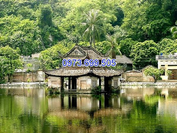 Hương Hải am - Chùa Thầy, tọa ở chân núi Sài Sơn, huyện Quốc Oai, tỉnh Hà Tây cũ, nay là xã Sài Sơn, huyện Quốc Oai, Hà Nội