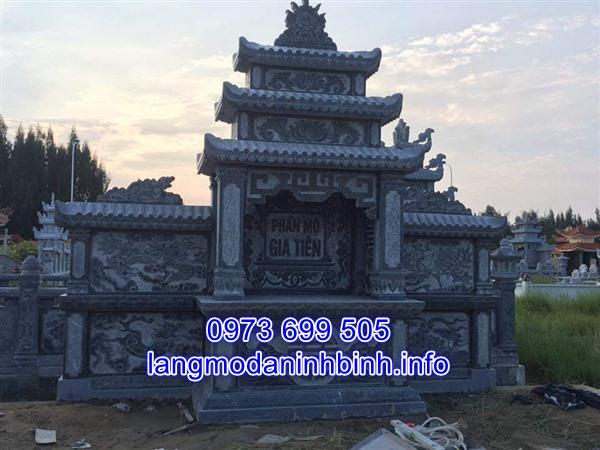 Lăng thờ đá xanh chất lượng cao giá rẻ