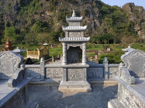 Xem ngày tốt xây khu lăng mộ gia đình