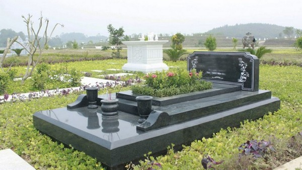 Hướng mộ là hướng chân hay hướng đầu của người đã khuất?