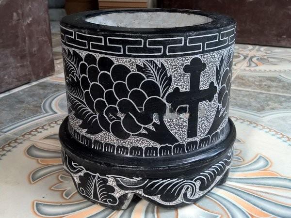 Mẫu bát hương đá công giáo đẹp