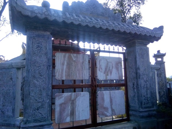 Kích thước cổng nhà theo thước Lỗ Ban 52.2cm