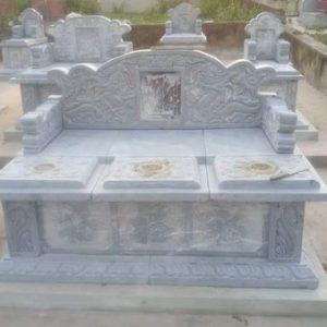 Mẫu mộ đá đôi đẹp thiết kế cao cấp chất lượng cao giá tốt
