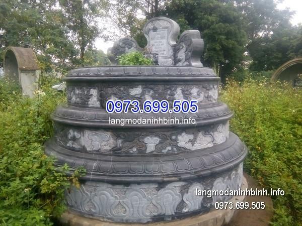 Lăng mộ đá tròn
