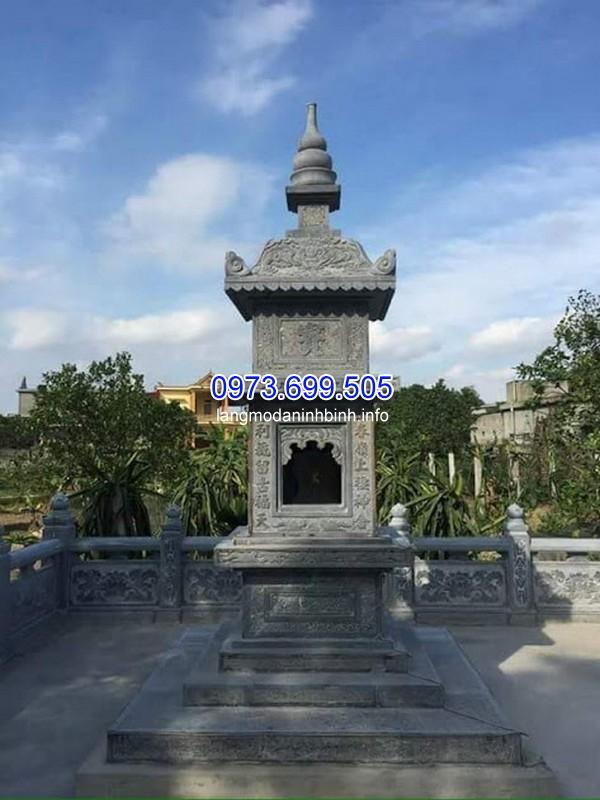 Mộ tháp nhà Phật cho sư sãi