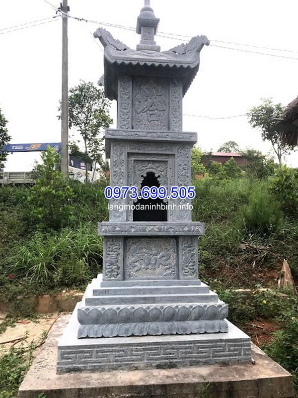 Mẫu mộ tháp giá rẻ