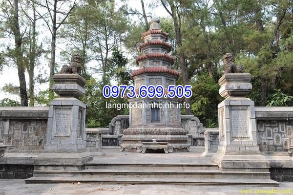 Lăng mộ đá hình tháp