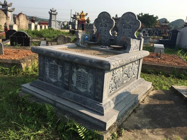 Cần chọn lựa hướng kỹ lưỡng khi xây mộ