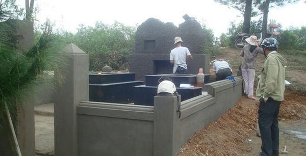 Kích thước của mộ như thế nào để chuẩn theo phong thủy