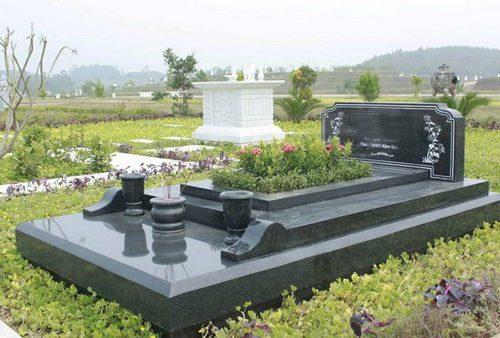 Chọn vị trí xây mộ thế nào cho đúng?