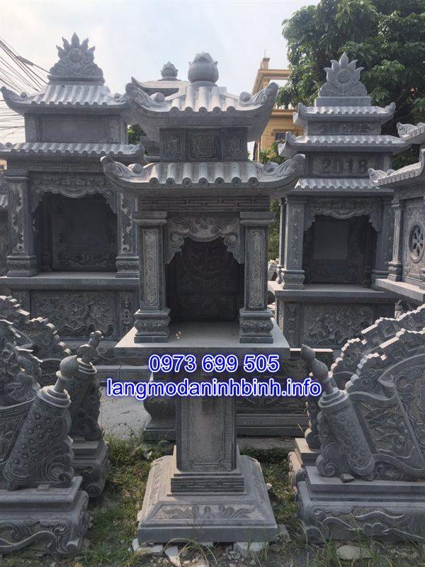 Báo giá am thờ đá chính xác nhất tại Ninh Vân Ninh Bình