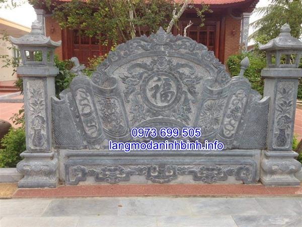 Báo giá cuốn thư đá cổng khu lăng mộ chính xác nhất hiện nay