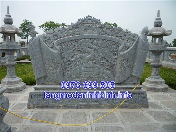 Cuốn thư đá nghĩa trang đẹp chất lượng giá rẻ tại Ninh Bình