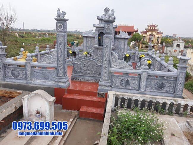 mẫu lăng mộ đá đẹp nhất tại Đà Nẵng