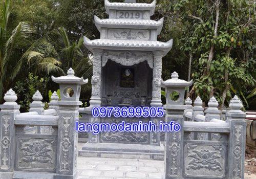 Lăng mộ đá giá rẻ tại Vĩnh Long;